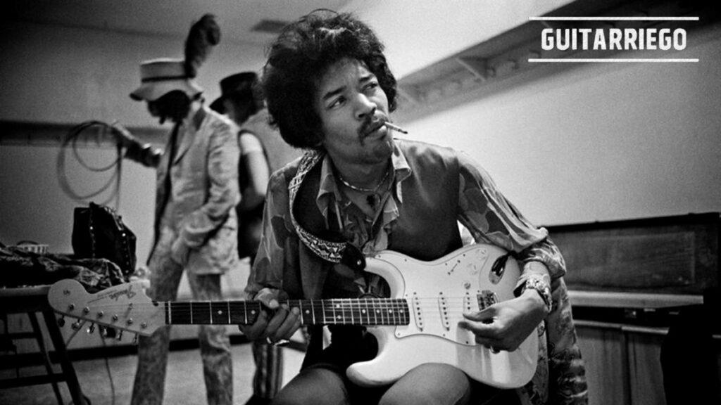 Jimi Hendrix: secretos del tono de quien revolucionó la guitarra.