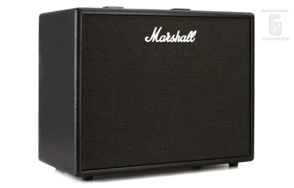 マーシャルコード50、任意のレベルのギタリストのための練習のための理想的なデジタルモデリングアンプ。