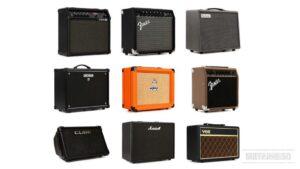 Los mejores amplificadores de guitarra para principiantes