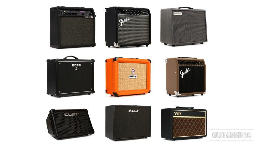 初心者のための最高の安いギターアンプ