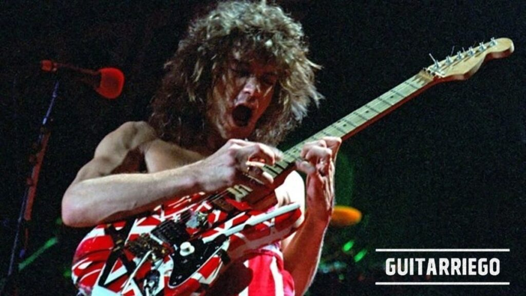 Murió Eddie Van Halen