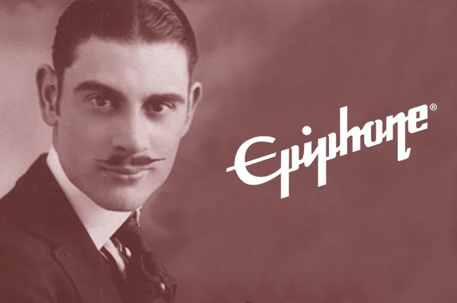 Epaminondas Stathopoulo, the great man behind the history of Epiphone.
