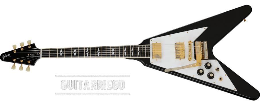 Gibson Flying V 1969 Jimi Hendrix.