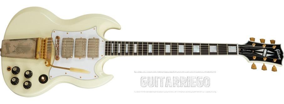 Gibson SG Custom 1967 Jimi Hendrix.