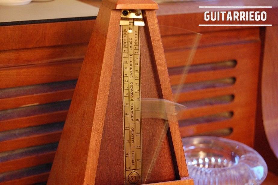 Kostenloses Online-Metronom für Gitarre