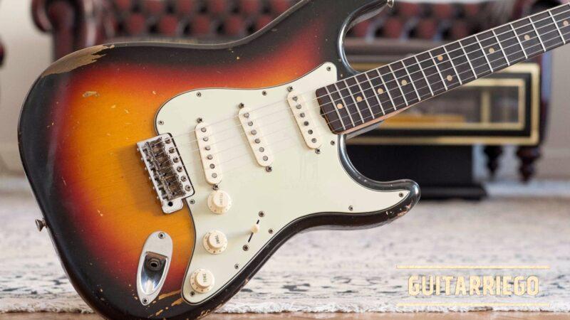 빈티지 기타를 구입할 때 고려해야 할 사항?