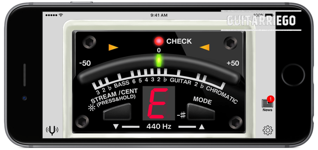 The BOSS Tuner app features BOSS's leading tuning technology to your iOS and Android mobile devices.