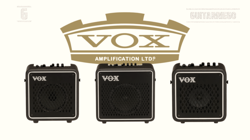 Vox Mini Go: nuovi amplificatori di modellazione digitale