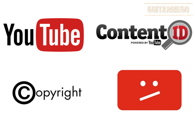 YouTube Content ID Copyright Blocked Strikes