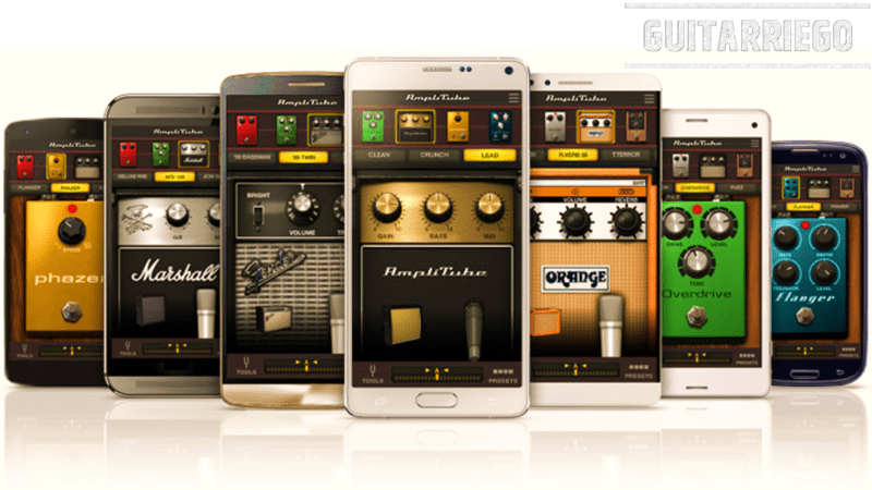 Meilleures applications mobiles pour guitare iOS et Android 2021