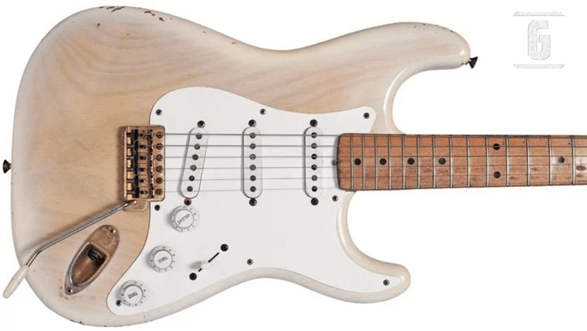 Fender Stratocaster Mary Kaye, historia de una guitarra única