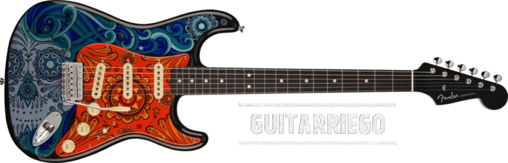 Fender Sugar Surprise Strat - Paul Waller, Prestige-Kollektion des Custom Shops 2021