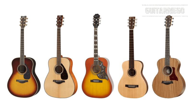 Best Cheap Acoustic Guitars for Beginners for any budget – Review