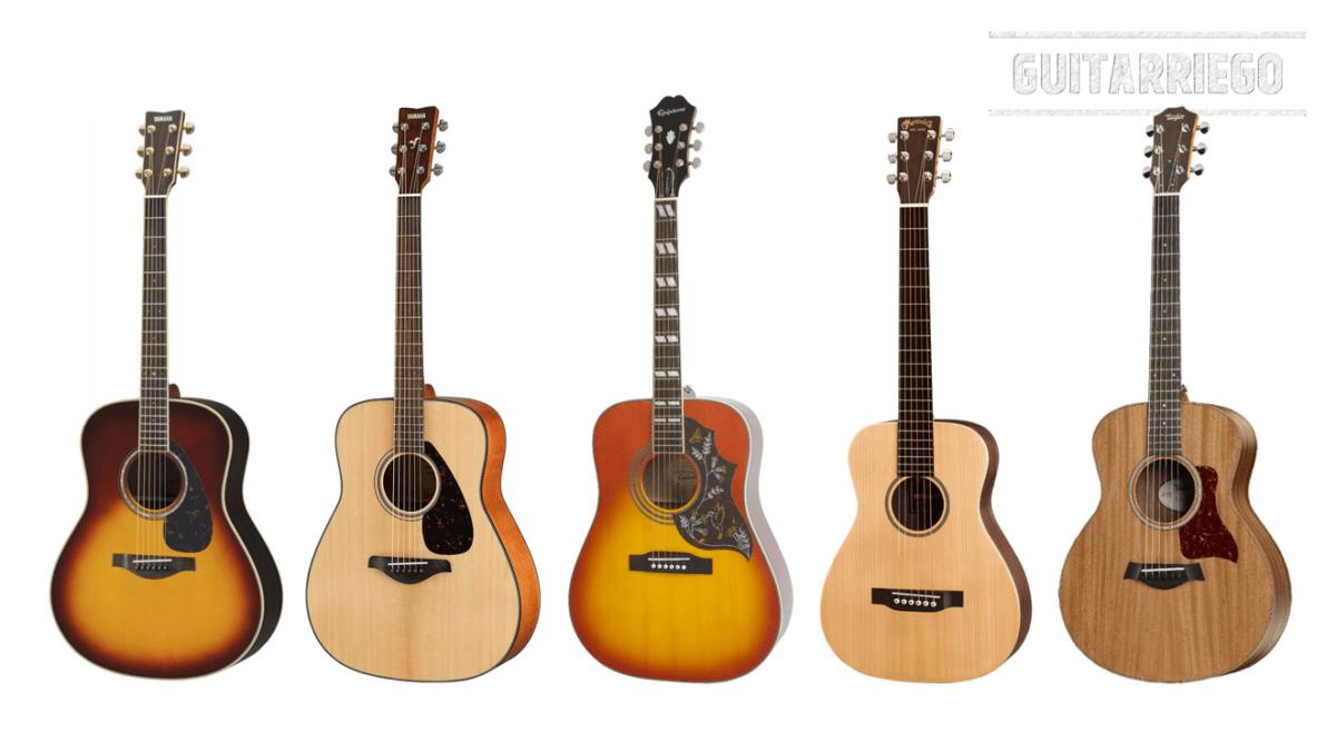 Beste billige Akustikgitarren für Anfänger und Studenten