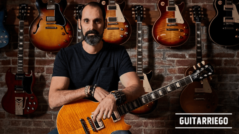Cesar Gueikian promoted to Brand President of Gibson Brands