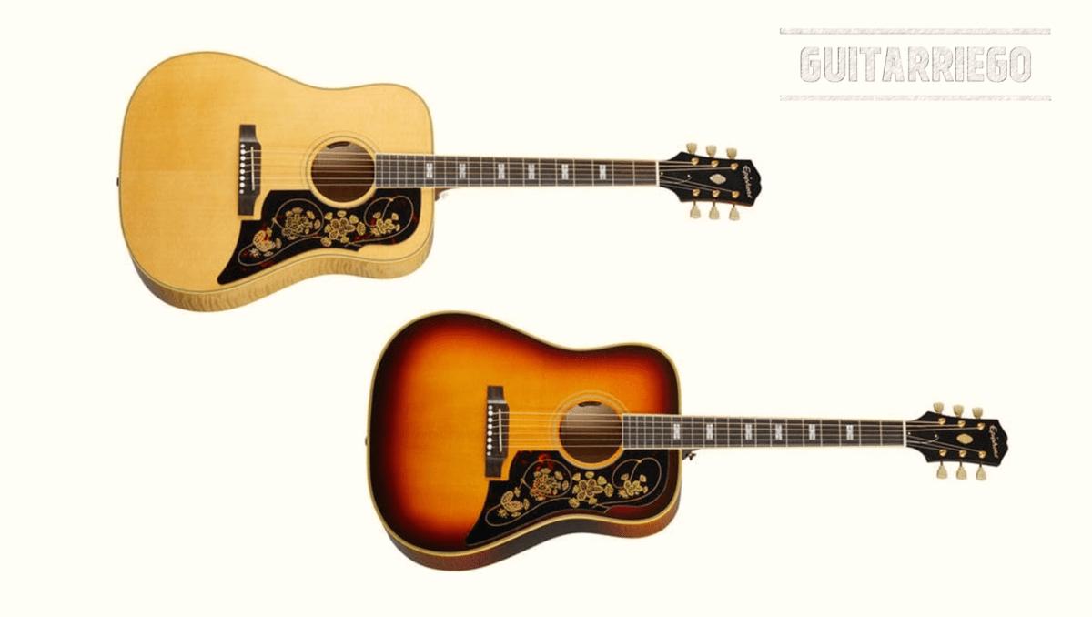 Epiphone Frontier USA: ristampa della classica chitarra acustica
