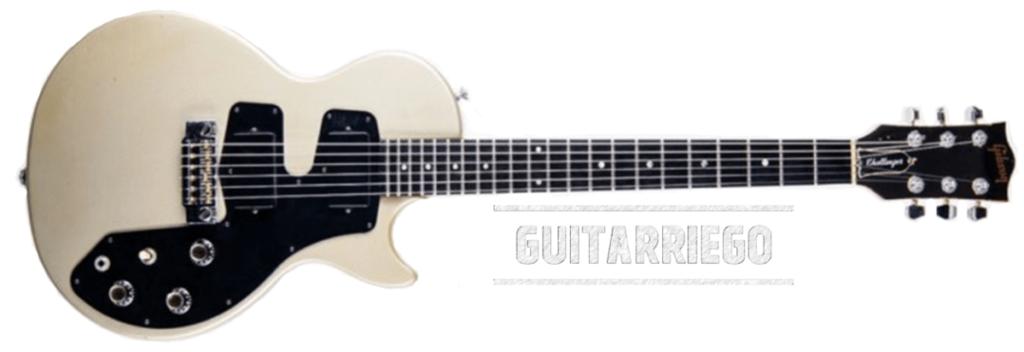 La Gibson Challenger était une guitare de type singlecut disponible de 1983 à 1985.