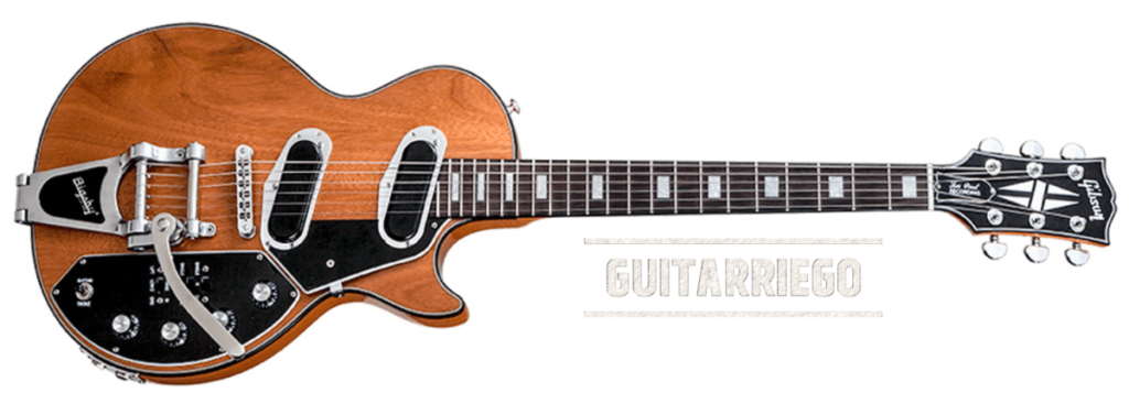 Réédition de l'enregistrement Gibson Les Paul 2014.