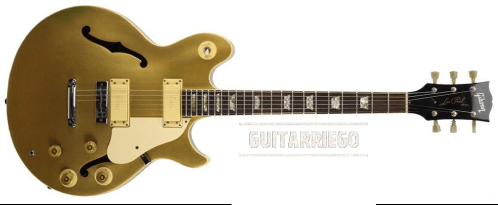 Gibson Les Paul Signature, fabriquée entre 1973 et 1979.