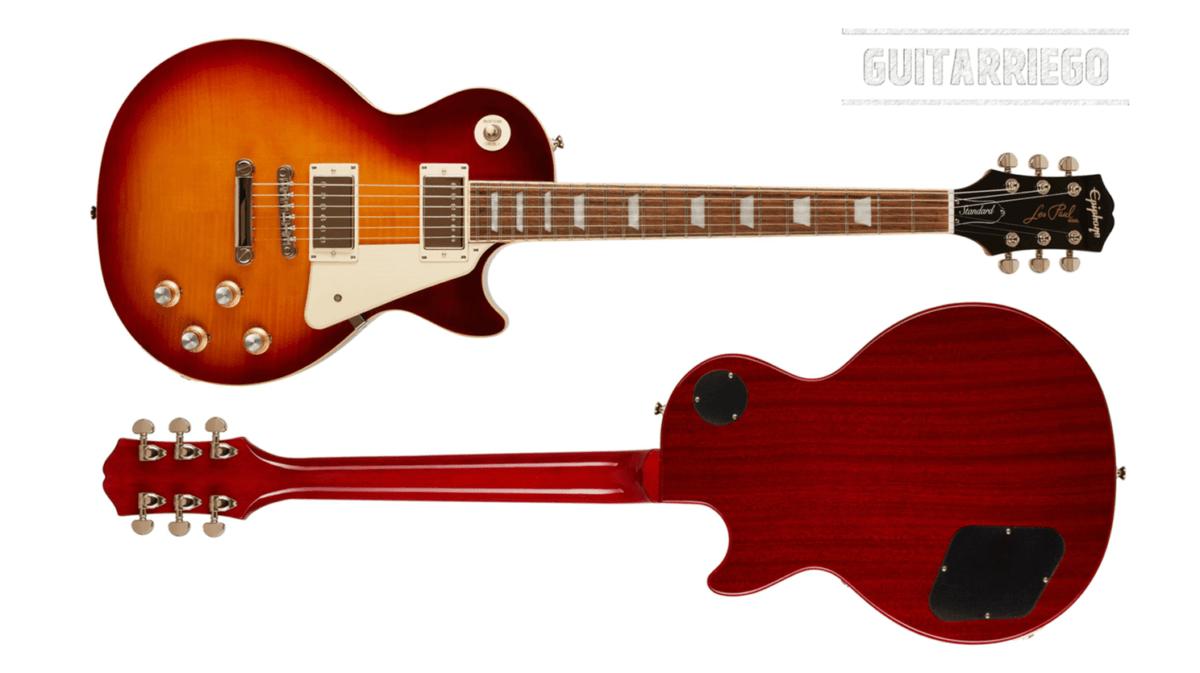 Welche Mahagoni-Hölzer haben billige Les Paul-Gitarren?