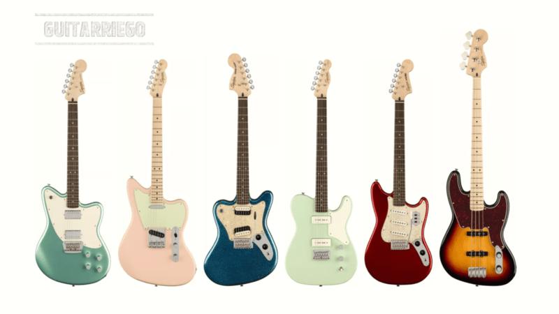 Fender bringt Squier Paranormal 2021 auf den Markt: Telecaster, Toronado