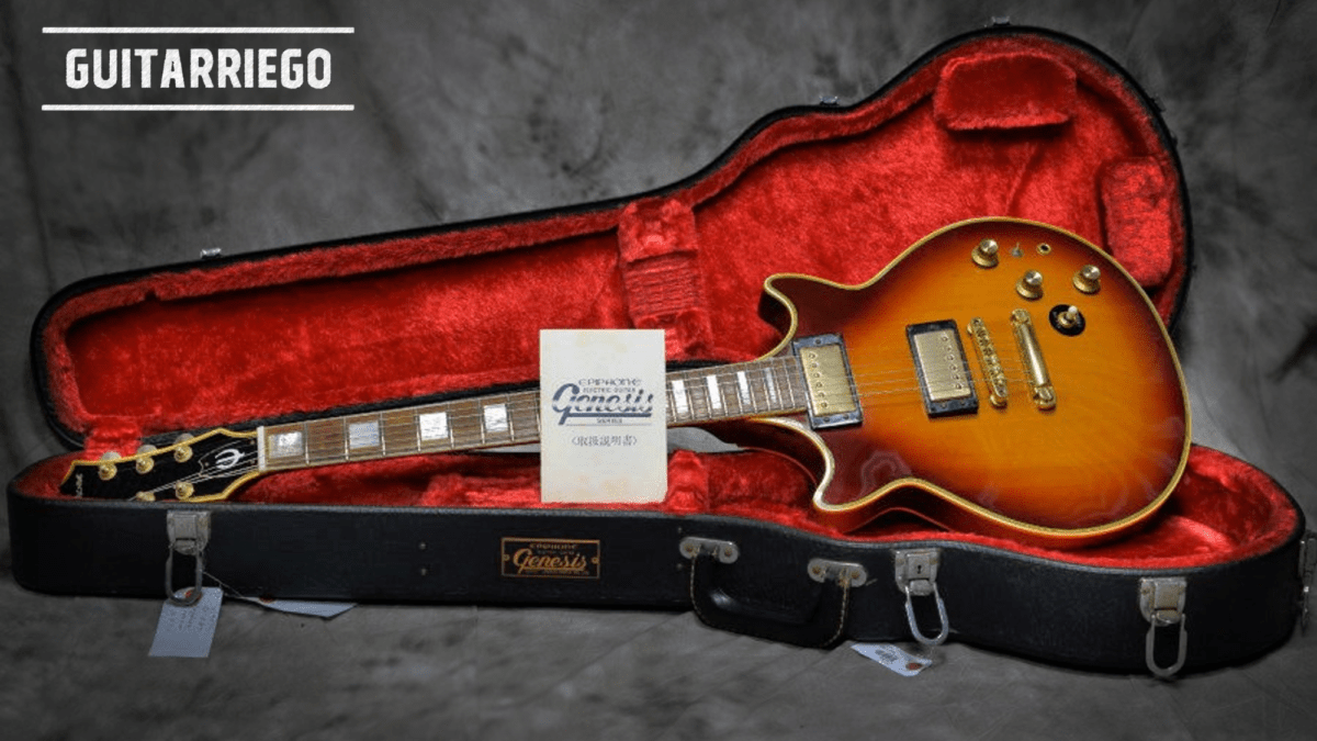 Epiphone Genesis: History, myths and truths